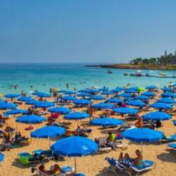 Fig Tree Bay At Protaras A Blue Flag Beach